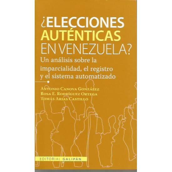 Elecciones autenticas en Venezuela?