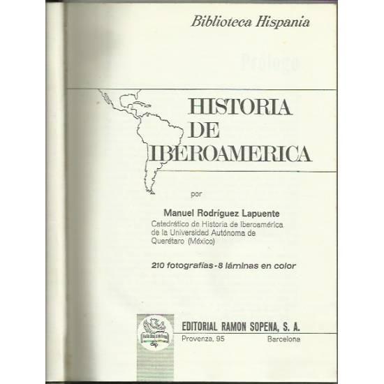 Historia de Iberoamérica
