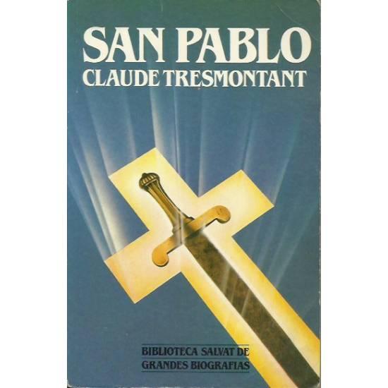 San Pablo (biografía) por Claude Tresmontant