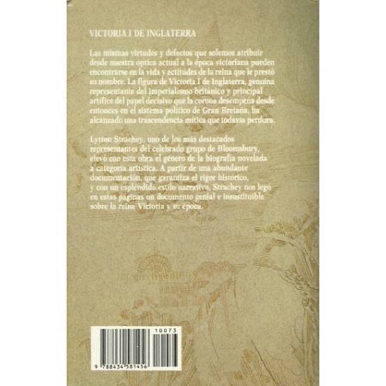 Reina Victoria I (biografía) por Lytton Strachey