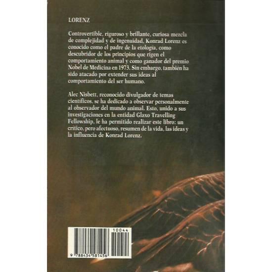 Lorenz (biografía) por Alec Nisbett
