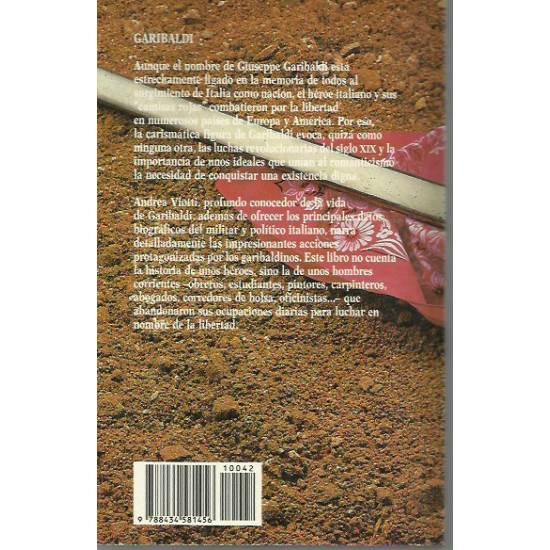 Garibaldi (biografía) por Andrea Viotti
