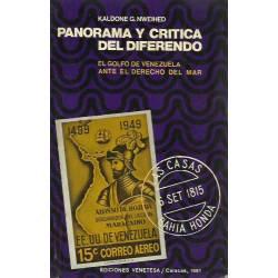 Panorama y crítica del diferendo (Fronteras Venezuela)