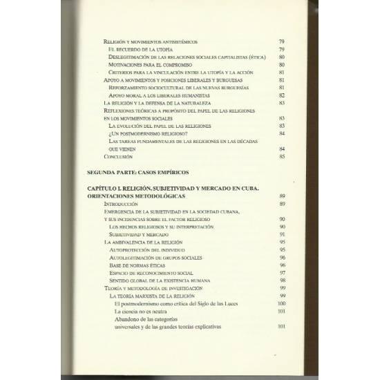 Mercado y religión por Francois Houtart