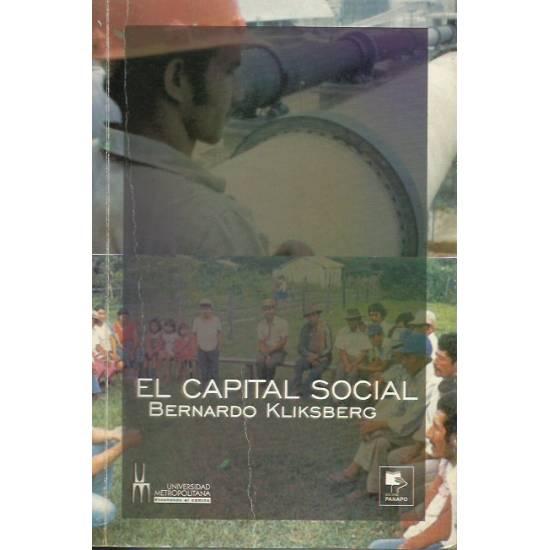 El capital social por Bernardo Kliksberg