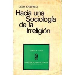 Hacia una sociologia de la irreligion