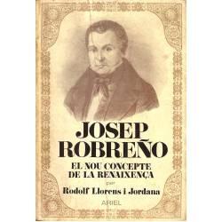 Josep Robreno El Nou Concepte De La Renaixenca