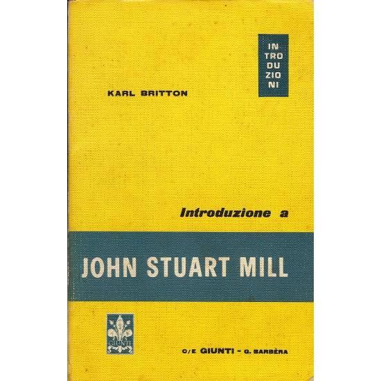 Introduzione a John Stuart Mill
