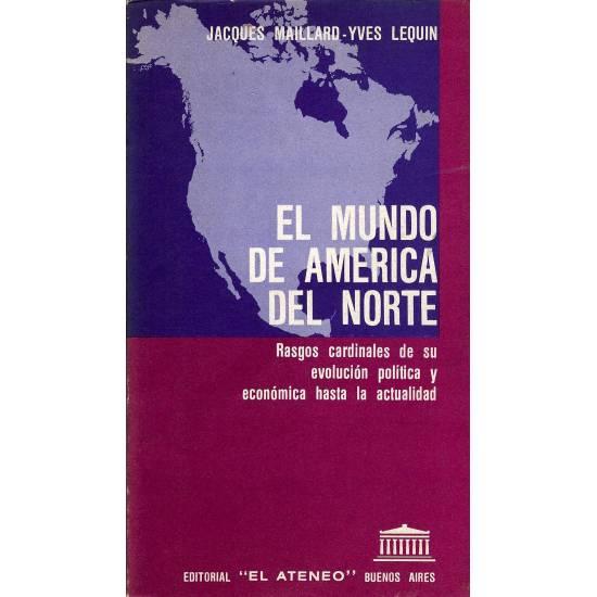 El mundo de America del Norte