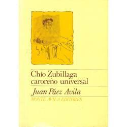 Chio Zubillaga. Caroreno Universal