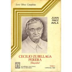 Cecilio Zubillaga Perera (Biografia) n 1