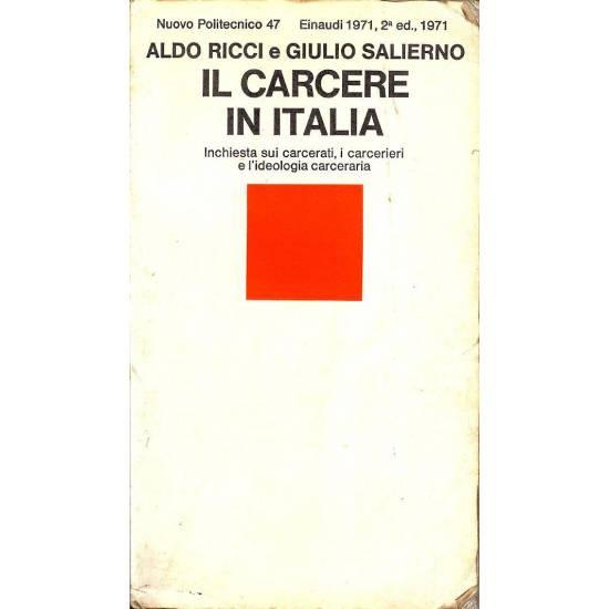 Il carcere in Italia