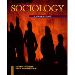 Sociology. A critical approach