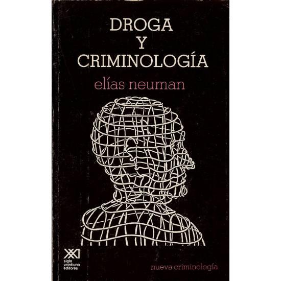Droga y Criminologia