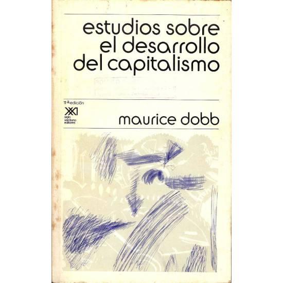 Estudios sobre el desarrollo del capitalismo