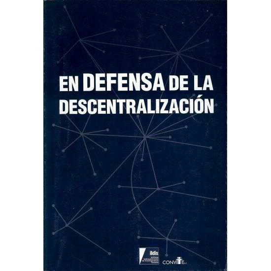 En defensa de la descentralizacion
