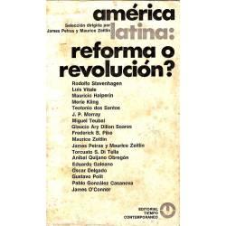 America Latina: reforma o revolucion?