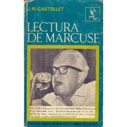 Lectura de Marcuse