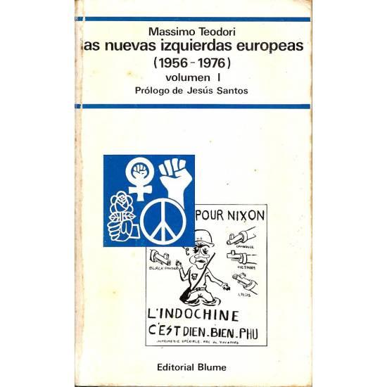 Las nuevas izquierdas europeas (1956-1976) (3 tomos)