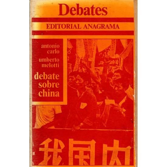 Debate sobre China