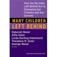 Many children left behind