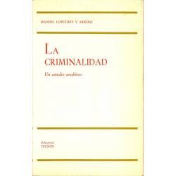 La criminalidad