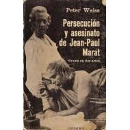 Persecucion y asesinato de Jean-Paul Marat