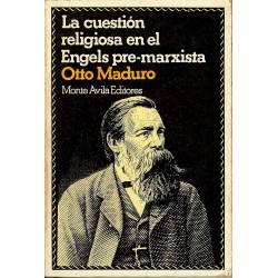 La cuestion religiosa en el Engels pre-marxista