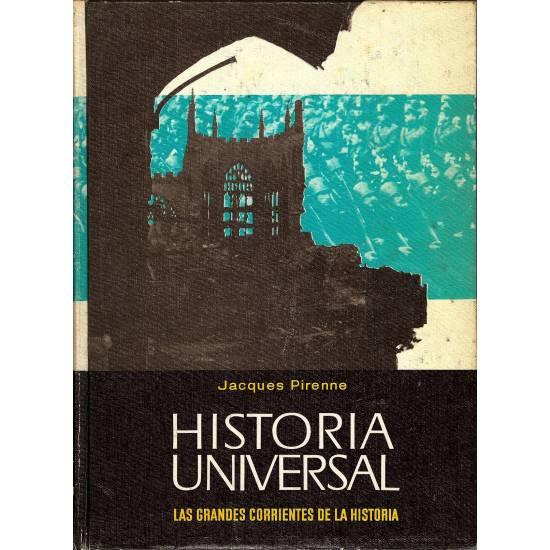 Historia Universal de Pirenne (10 tomos)