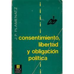 Consentimiento, libertad y obligacion politica