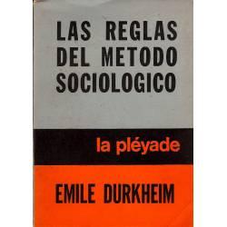 Las reglas del metodo sociologico