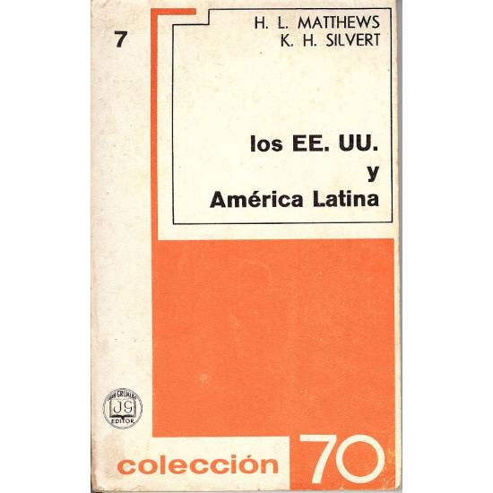 Los EE.UU. y America Latina