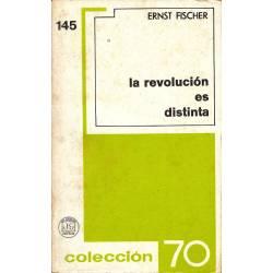 La revolucion es distinta