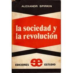 La sociedad y la revolución