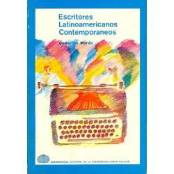 Escritores latinoamericanos contemporaneos