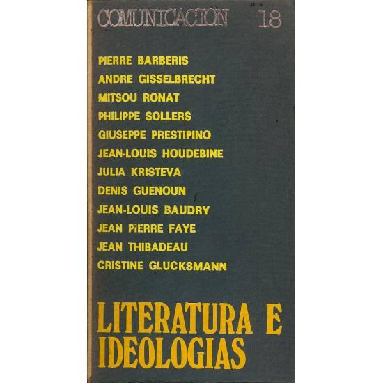 Literatura e ideologias