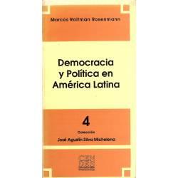 Democracia y politica en America Latina