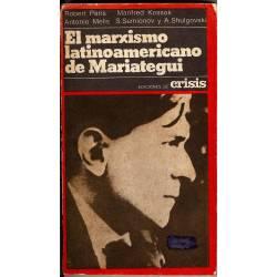 El marxismo latinoamericano de Mariategui