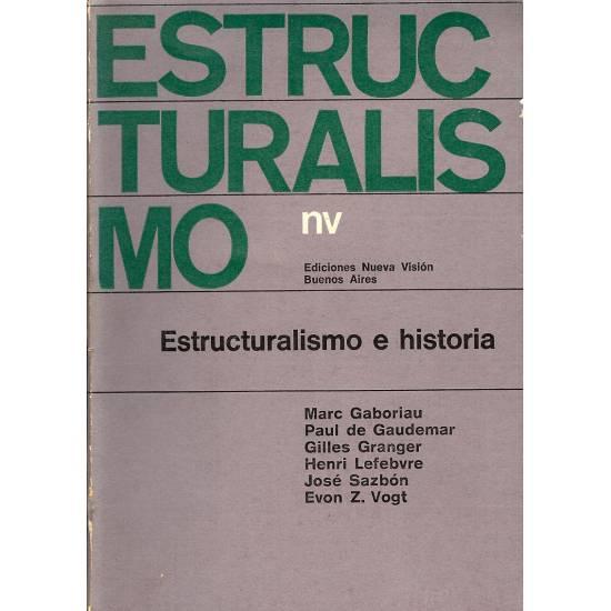Estructuralismo e historia
