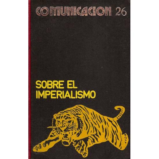 Sobre el imperialismo