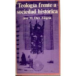 Teologia frente a sociedad historica