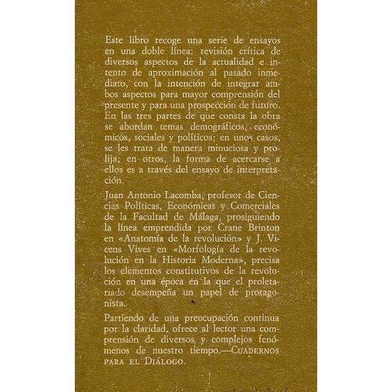 Ensayos sobre el siglo XX espanol