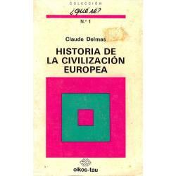Historia de la civilizacion europea